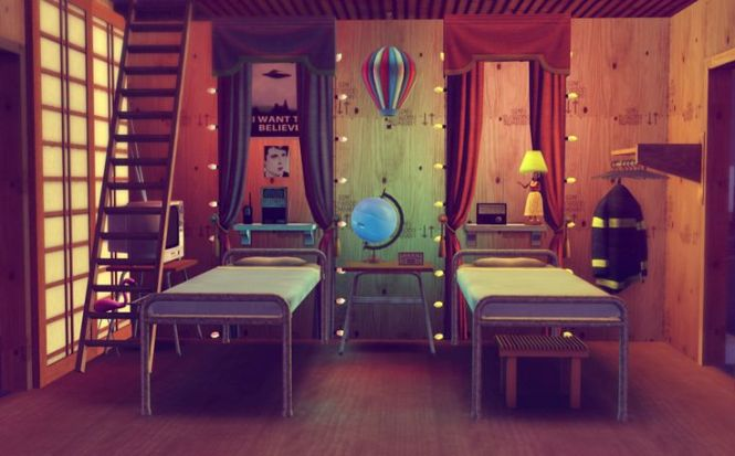 Cool Room Design By Thenewshoes In The Sims 3 Pinterest Tiramisu And Photos
