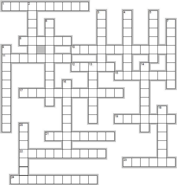 25+ best ideas about Kids crossword puzzles on Pinterest