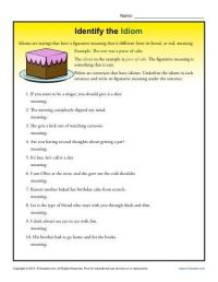 198 best images about Teaching Idioms on Pinterest ...