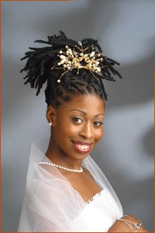 51 Best Images About Wedding Styles For Locs Dreadlocks Braids