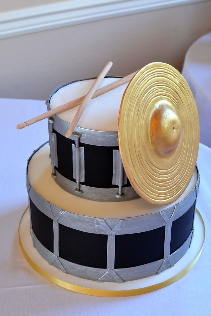 25 Best Ideas About Music Cakes On Pinterest Music