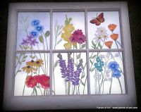 25+ best ideas about Painted Window Panes on Pinterest ...