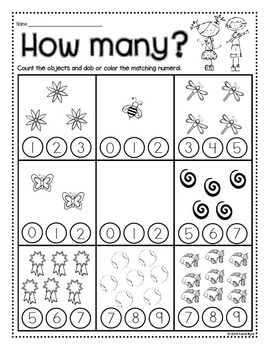 All Worksheets » Kindergarten Homework Worksheets