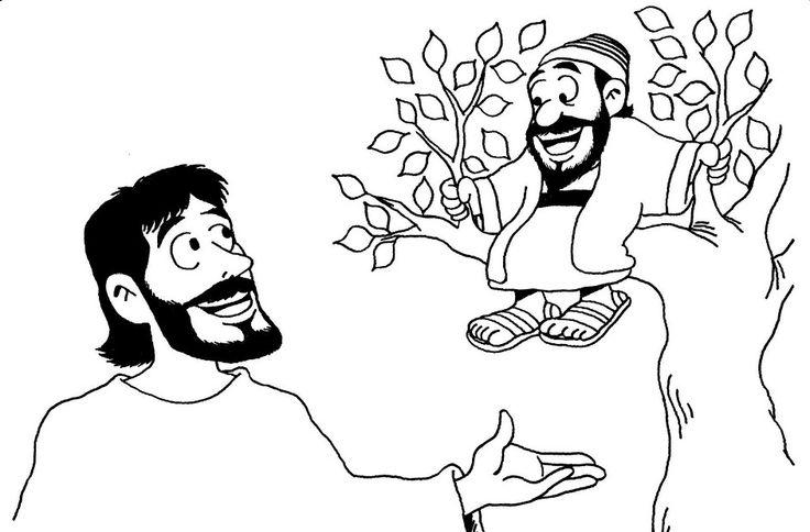 17 Best images about Bible: NT Zacchaeus on Pinterest