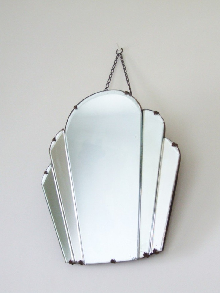 23 best Art Deco Mirrors images on Pinterest
