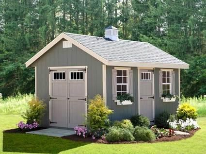 25 Best Ideas About Outdoor Garden Sheds On Pinterest Garden