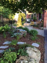 17+ best ideas about No Grass Landscaping on Pinterest ...