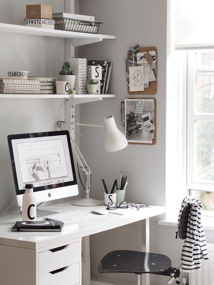 Die 25 besten Ideen zu Ikea schreibtisch auf Pinterest
