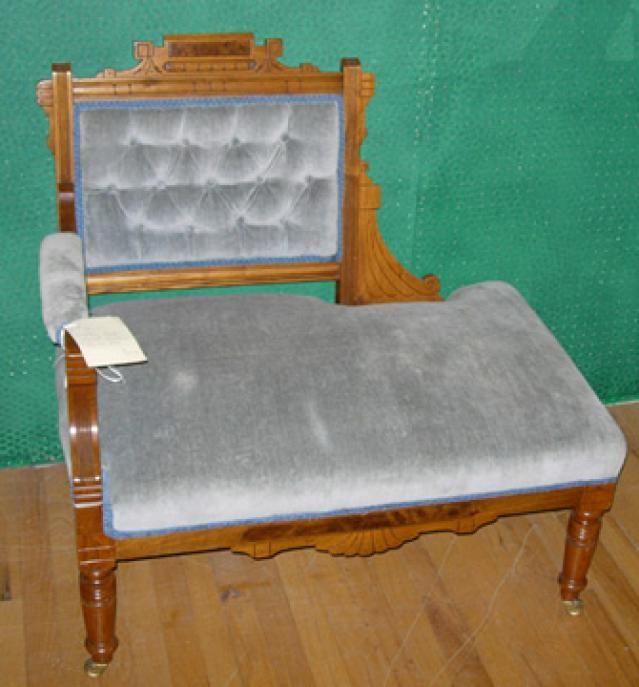 Learn to Identify Eastlake Furniture  Settees Victorian