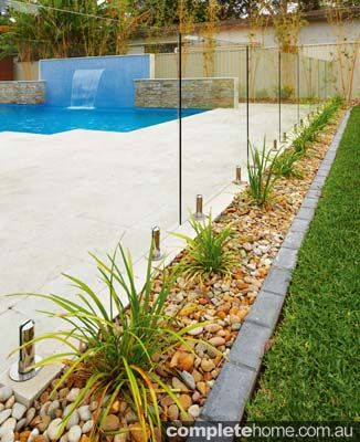 25 Best Ideas About Swimming Pool Landscaping On Pinterest Pool