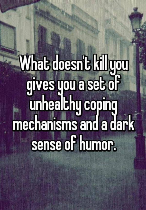 Dark Sense Of Humor Jokes