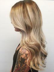 ideas neutral blonde