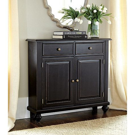 Martin 2Door Console  Extra storage The martin and Foyers
