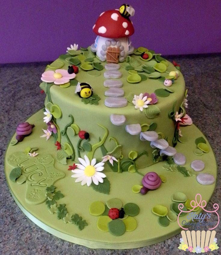 25 Best Ideas About Fairy Garden Cake On Pinterest Fairy
