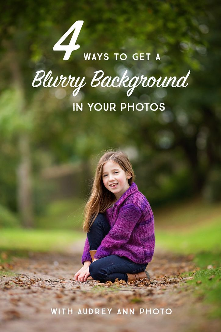 Want to kick your photography skills up a notch? Try these 4 Easy Ways to get a be