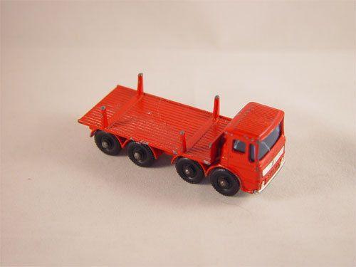 Vintage Matchbox Toy No104RW Pipe Truck
