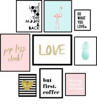 Best 25+ Teen wall art ideas on Pinterest