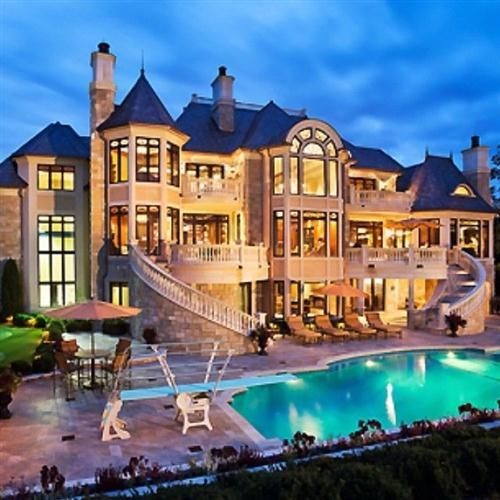 93 Awesome Big Rich Houses  DREAM HOUSE II  Pinterest
