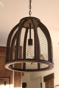 25+ best ideas about Rustic light fixtures on Pinterest ...