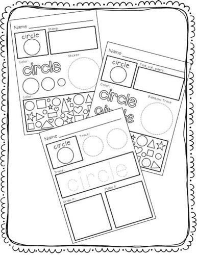 124 best images about Math: Shapes, Patterns & Sorting on