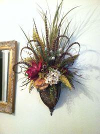 17 Best images about Floral Wall Arrangements on Pinterest ...
