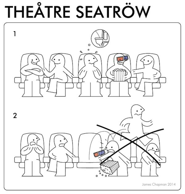 19 best images about Ikea Parody Assembly Instructions on