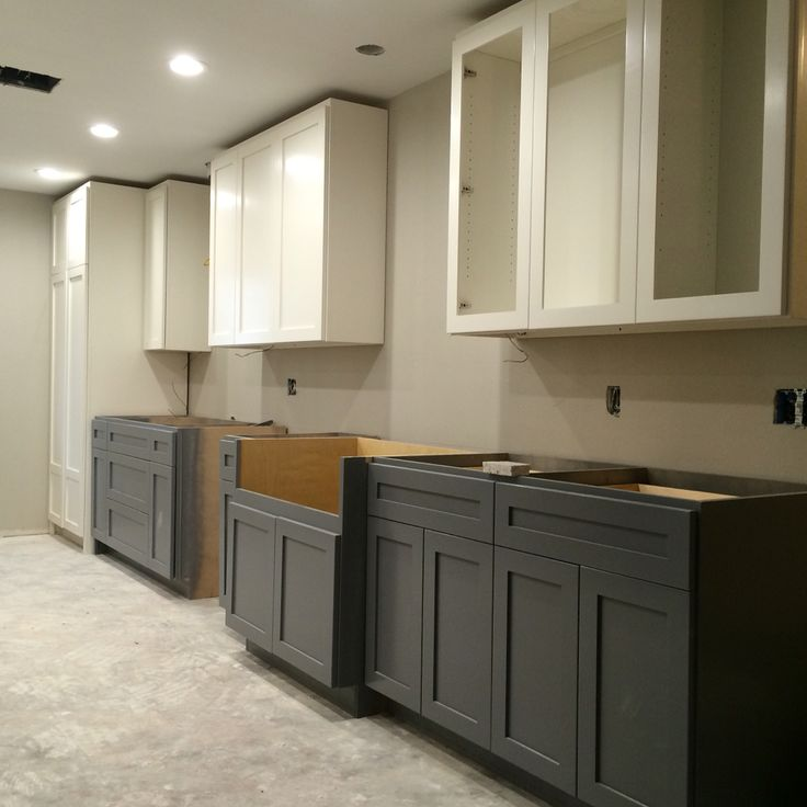 1000 ideas about Two Tone Kitchen on Pinterest  Pictures