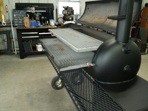fire pit and chair set best eames molded replica 17 images about my grill on pinterest   backyards, homemade bbq offset smoker
