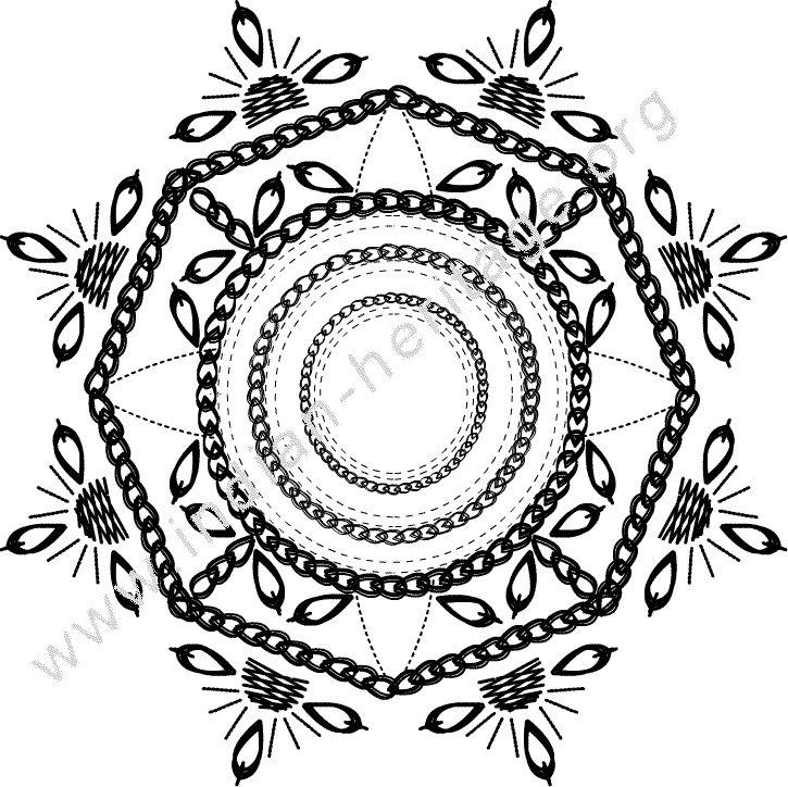 Floral Designs Patterns To Tranfer Works By Sumathi