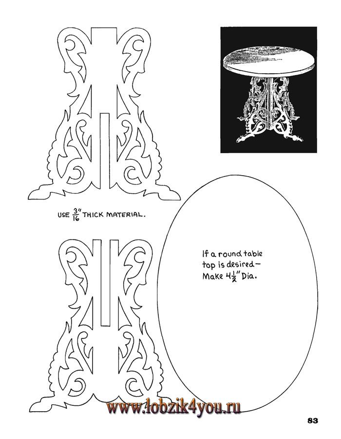 25+ best ideas about Scroll saw patterns on Pinterest