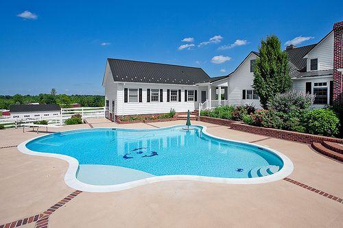 Awesome Big House Pool Backyard Drє M H Uѕєѕ