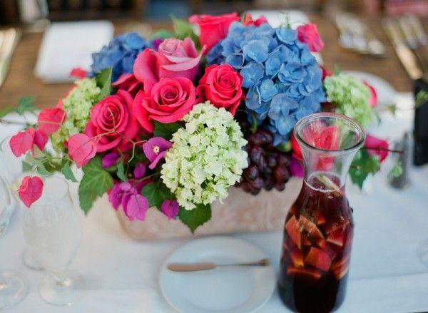 Top 25 ideas about Fuschia Wedding Flowers on Pinterest