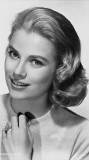 updo hairstyle grace kelly