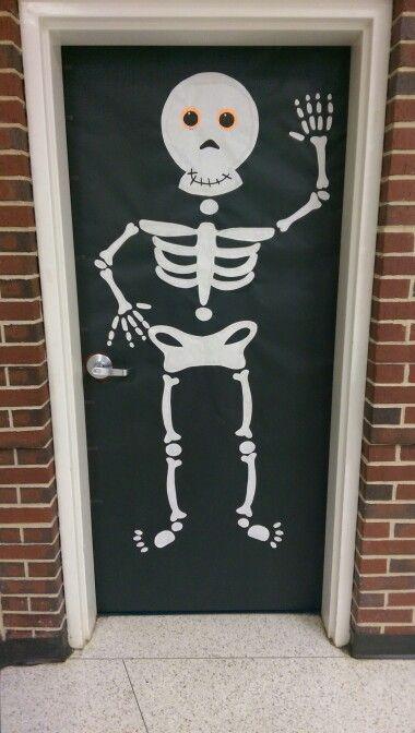 Skeleton Door & Antique Door With Skeleton Key Going Into