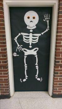 Skeleton Door & Antique Door With Skeleton Key Going Into ...
