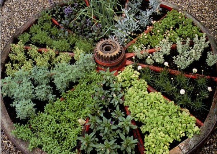 25 Best Ideas About Small Herb Gardens On Pinterest Indoor