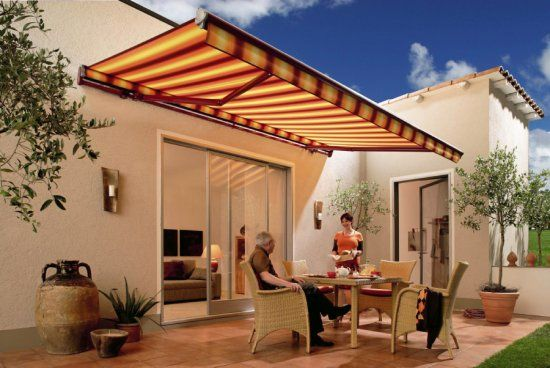 canopy lawn chairs early american toldo para patio | sombras y todos pinterest