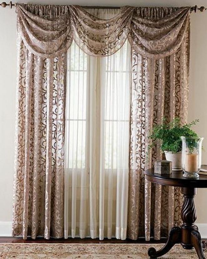 1000 ideas about Modern Curtains on Pinterest  Curtain designs Curtains and Curtain rods