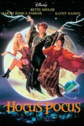Resultado de imagem para hocus pocus poster