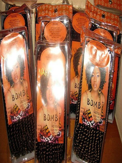 Nafy Collection New NubianSpringBomb Twist Hair  Spring