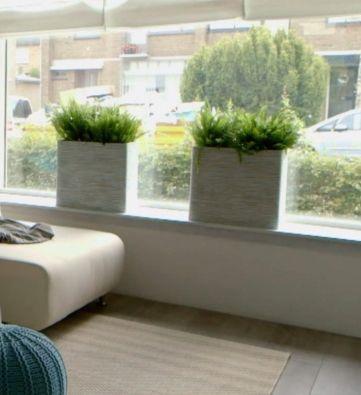 grote plantenbakken vensterbank  Home deco  DIY