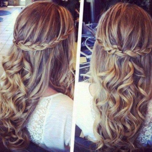 Best 25 Frisuren Mit Locken Ideas On Pinterest