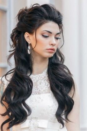 25 Best Ideas About Long Black Hair On Pinterest Long Dark Hair