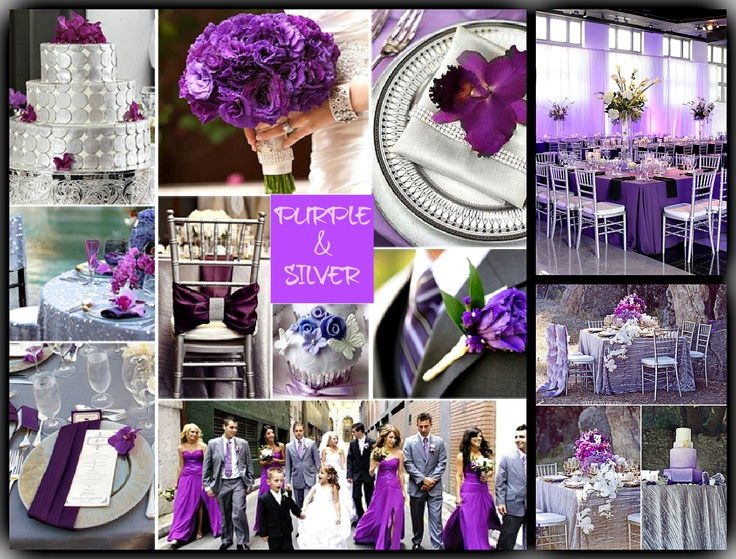 88 best images about Weddings  Colour Collages  on