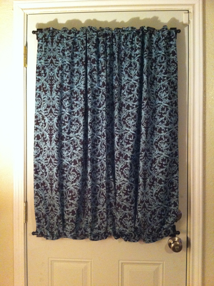 25+ best ideas about Magnetic Curtain Rods on Pinterest
