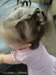 ideas baby girl hairstyles