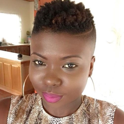 84 Best Images About Barber Cuts For Black Women On Pinterest