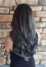 1000 ideas grey ombre hair
