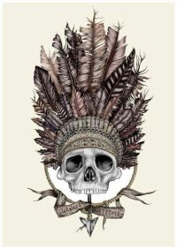 Native american tattoo | Nativ american sleeve inspiration ...