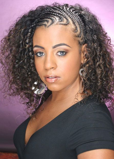 25 Best Ideas About African American Braid Styles On Pinterest